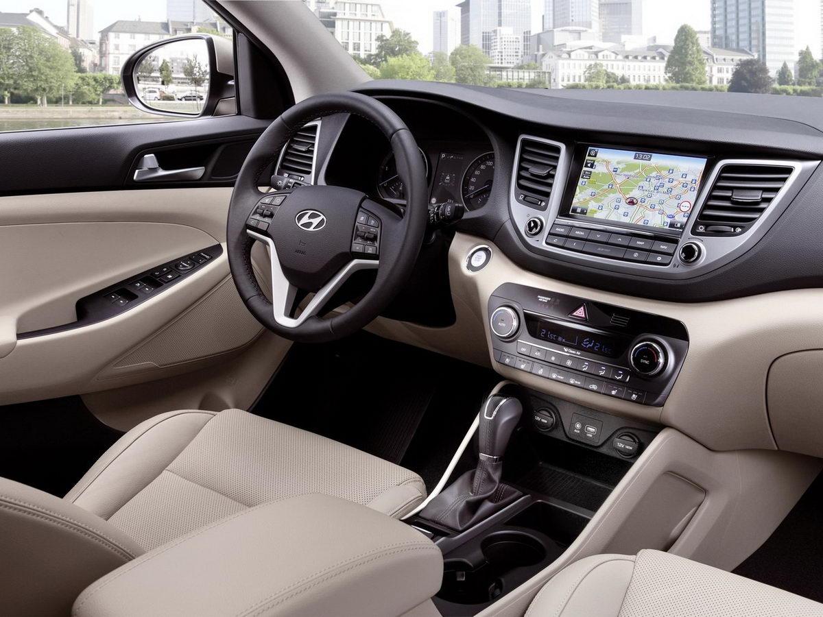 Hyundai Tucson сош70